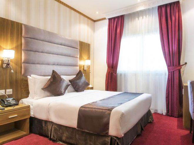 AL FAREJ HOTEL DUBAI