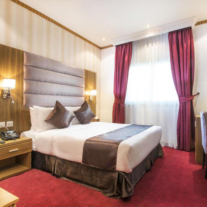 Al Farej Хотел Дубай