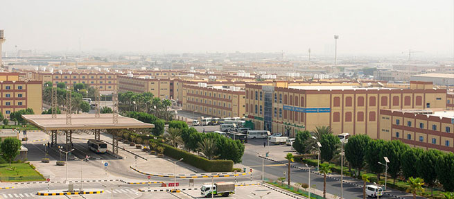 Industrial City of Abu Dhabi (ICAD)