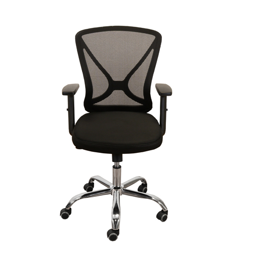 OFFICE CHAIR BLACK MESH