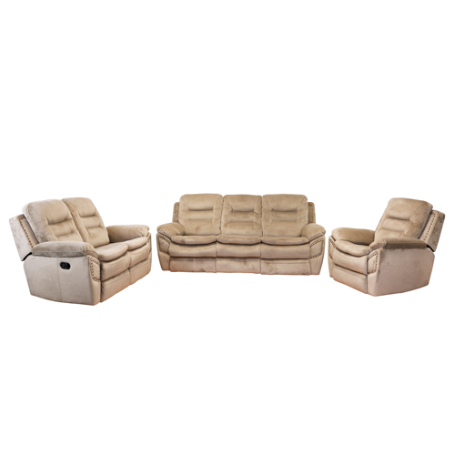 LIVING ROOM RECLINING SET