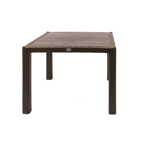 TABLE FOR 4 RATTAN