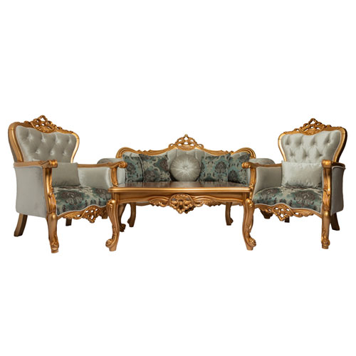 Living Set ROYAL SILVER